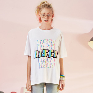VVV WHITE DISCO T-SHIRT